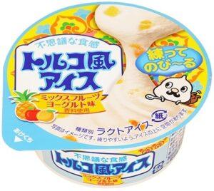 ロッテ トルコ風アイス ミックスフルーツヨーグルト味