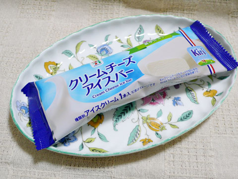 Kiriクリームチーズ アイスバー